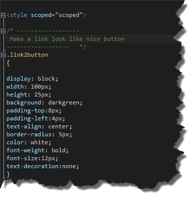 ASP NET MVC APP: MAKE LINKS TO BE NICE LOOKING BUTTONS USING